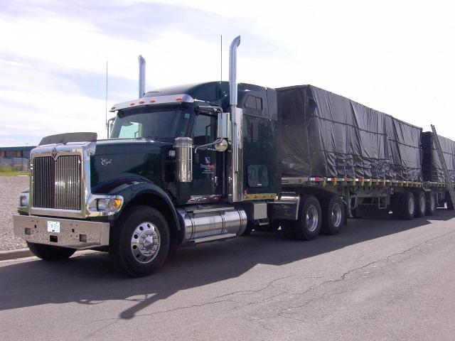 Truck Tarps & Cargo Nets