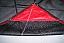 corner vinyl reinforcement, underside of tarp