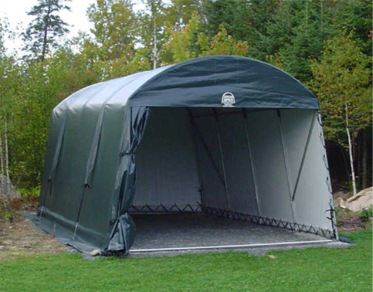 shed priced portable tarp pic economy sale cfm sizes garage index