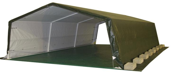10' or 11' x 20' Universal Shelter Replacement Cover