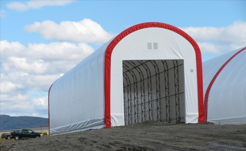 Straight Wall Shelters