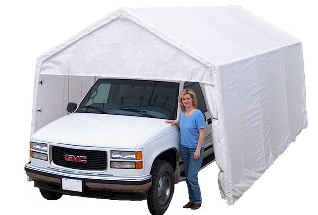 "Replacement Covers for 11'6"" x 20' MP Shelter"