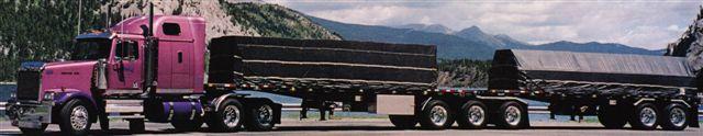 4-piece Super B Lumber Tarps