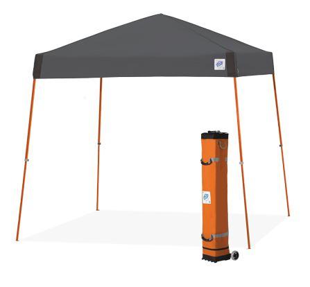 E-Z UP Fire-Retardant Vista Pop-Up Shelter 10'x10'