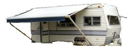 CanvasMart - Tarps & Covers :: RV Skirts & Awnings :: RV awning