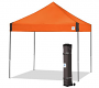 E-Z UP Fire-Retardant Vantage Pop-Up Shelter 10'x10'